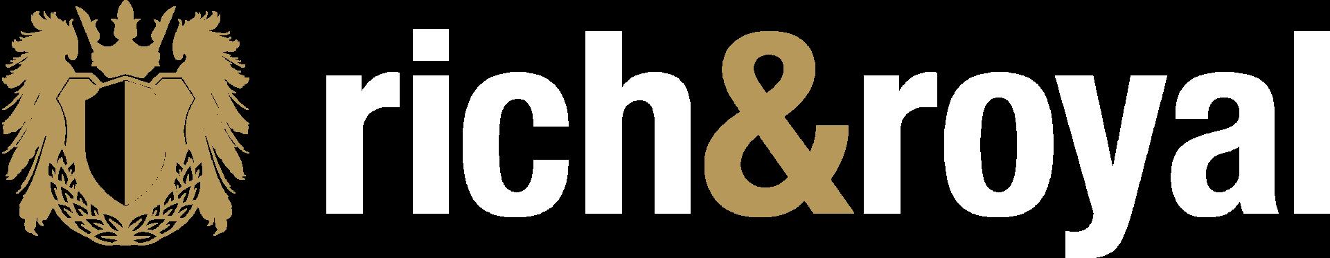 rich&royal Logo